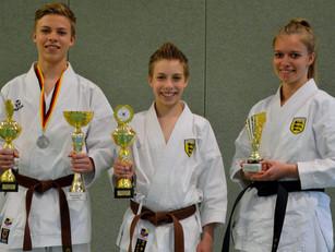 Athleten der Karateschule Bad Säckingen holen Pokale