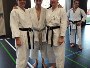 Karate-Lehrgang mit Efthimios Karamitsos am 23.02.2019 in Lörrach