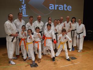 Die Karateschule bei den Bad Säckinger Stadtgeschichten