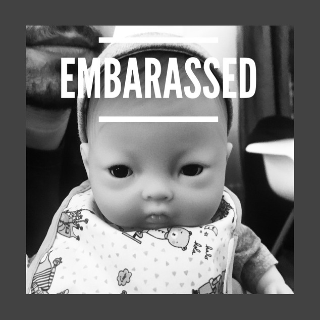 29: EMBARASSED