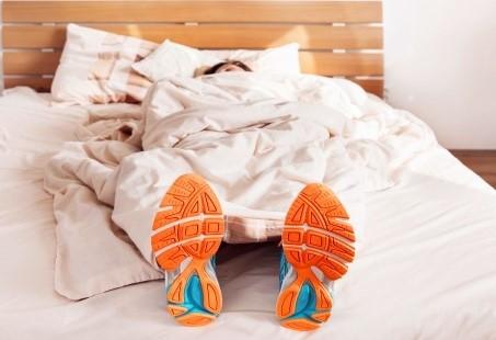 Besser werden im Schlaf - Superkompensation