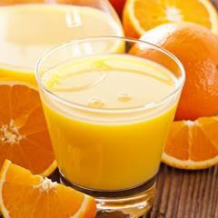 Orangensaft hat so viel Zucker wie Cola