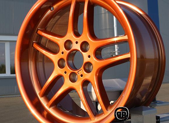 PULVERLACK-CFX-Pro Sunlight Copper 1,0 kg glatt/glänzend