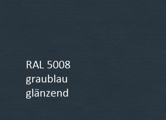 RAL 5008 graublau,  1,0 kg