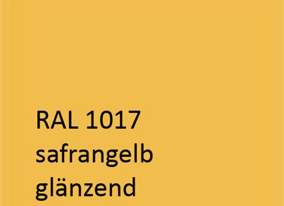 RAL 1017 safrangelb,  1,0 kg