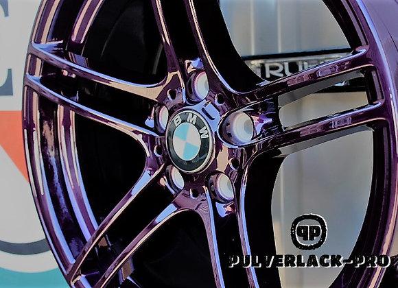 PULVERLACK-CFX-Pro Lasur Blackberry 1,0 kg glatt/glänzend