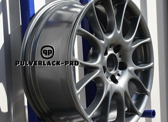 PULVERLACK-CFX-Pro TitanGray Effekt-Metallic 1,0 kg glatt/glänzend