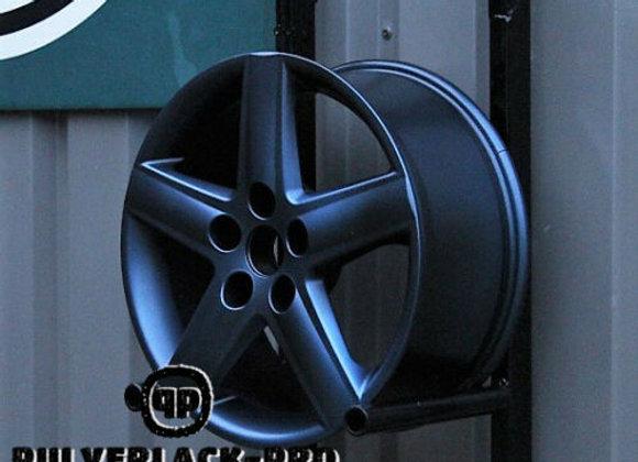 PULVERLACK-CFX-Pro GunMetal Effekt-Metallic seidenmatt 1,0 kg