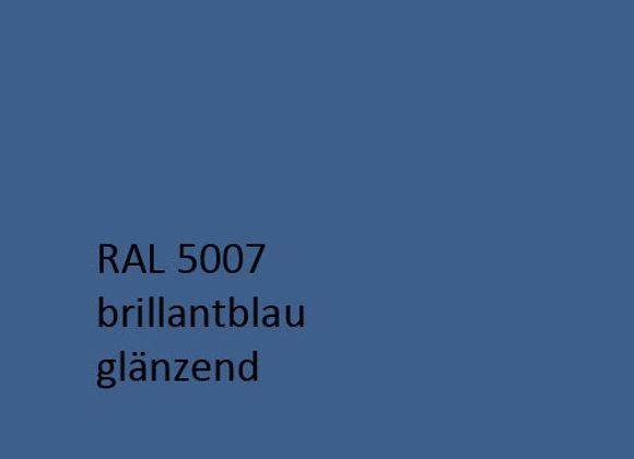 RAL 5007 brillantblau,  1,0 kg