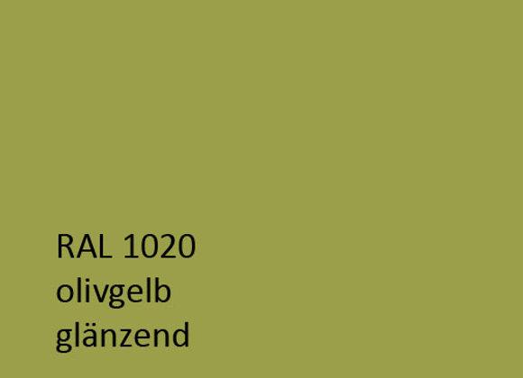 RAL 1020 olivgelb,  1,0 kg