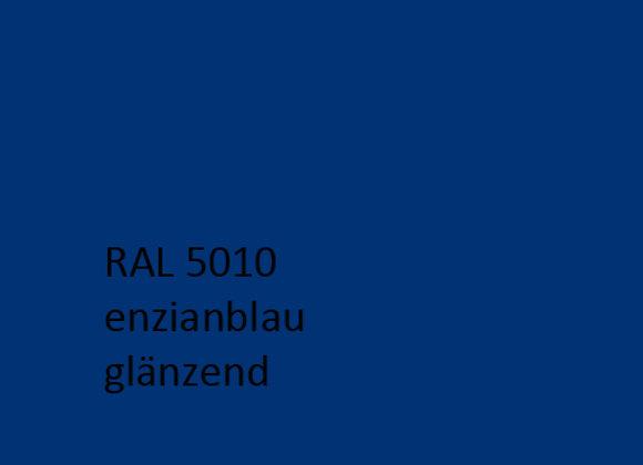RAL 5010 enzianblau,  1,0 kg
