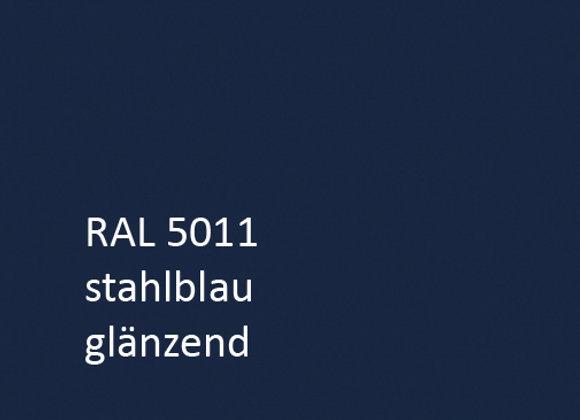 RAL 5011 stahlblau,  1,0 kg