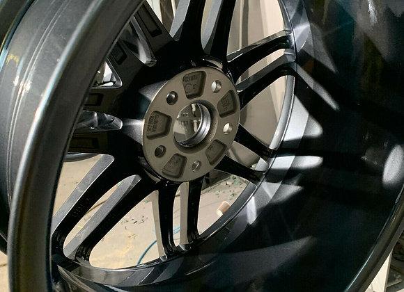 PULVERLACK-CFX-Pro FerryGray Effekt-Metallic glänzend 1,0 kg