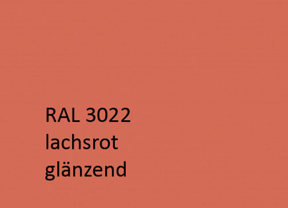 RAL 3022 lachsrot 1,0 kg