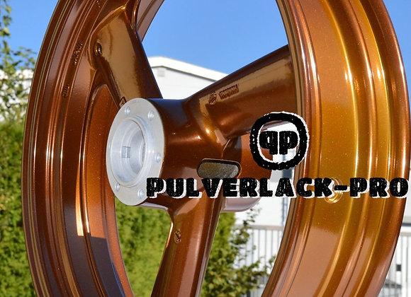 PULVERLACK-CFX-Pro GoldenVenus 1,0 kg glatt/glänzend
