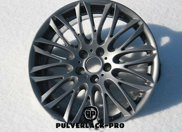 PULVERLACK-CFX-Pro GraphitGray Effekt-Metallic 1,0 kg glatt/glänzend