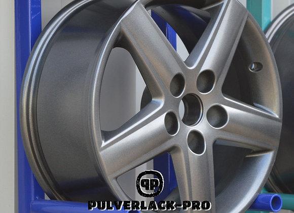 PULVERLACK-CFX-Pro Galaxy Gray Effekt-Metallic 1,0 kg glatt/glänzend
