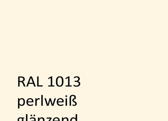 RAL 1013 perlweiß,  1,0 kg