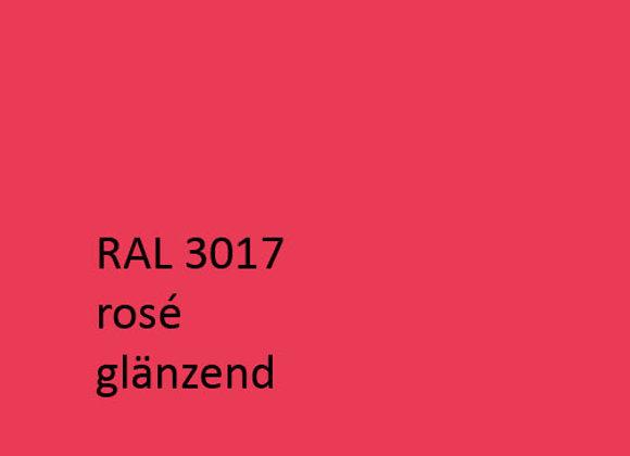 RAL 3017 rosé 1,0 kg