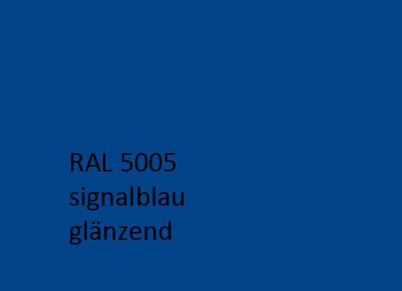 RAL 5005 signalblau,  1,0 kg