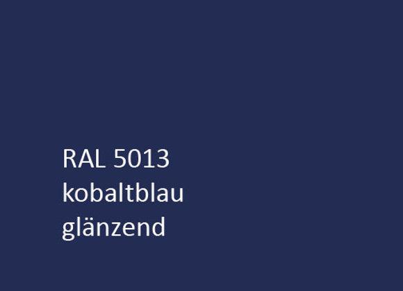 RAL 5013 kobaltblau,  1,0 kg