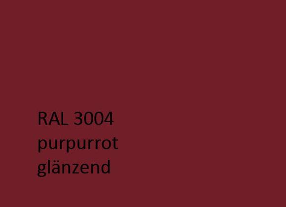 RAL 3004 purpurrot,  1,0 kg