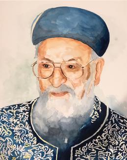 Rebbi Mordechai Eliyahu