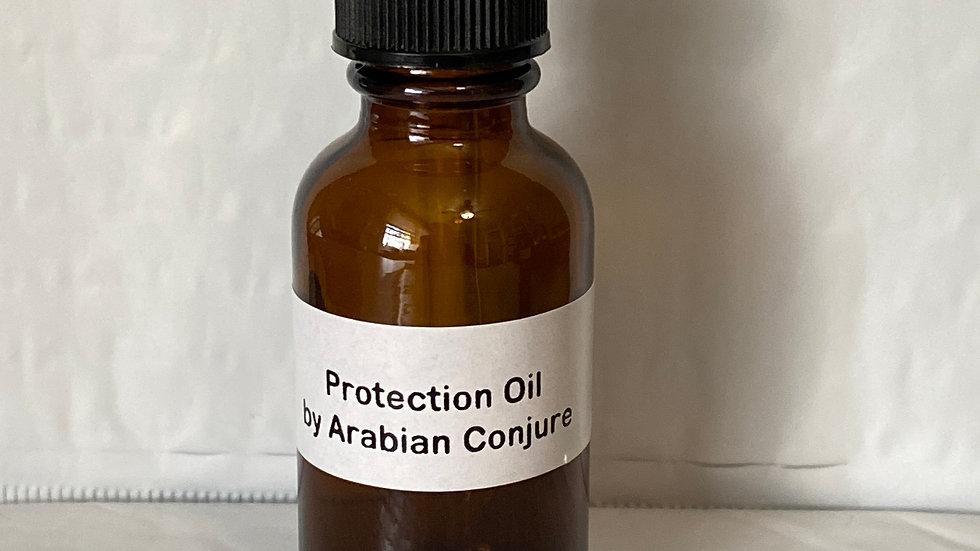 Protection oil w/ dropper. 1 fluid ounce