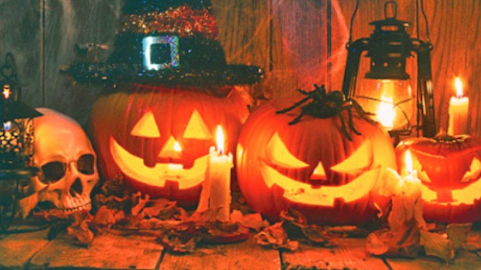 Samhain All Saints Day ritual