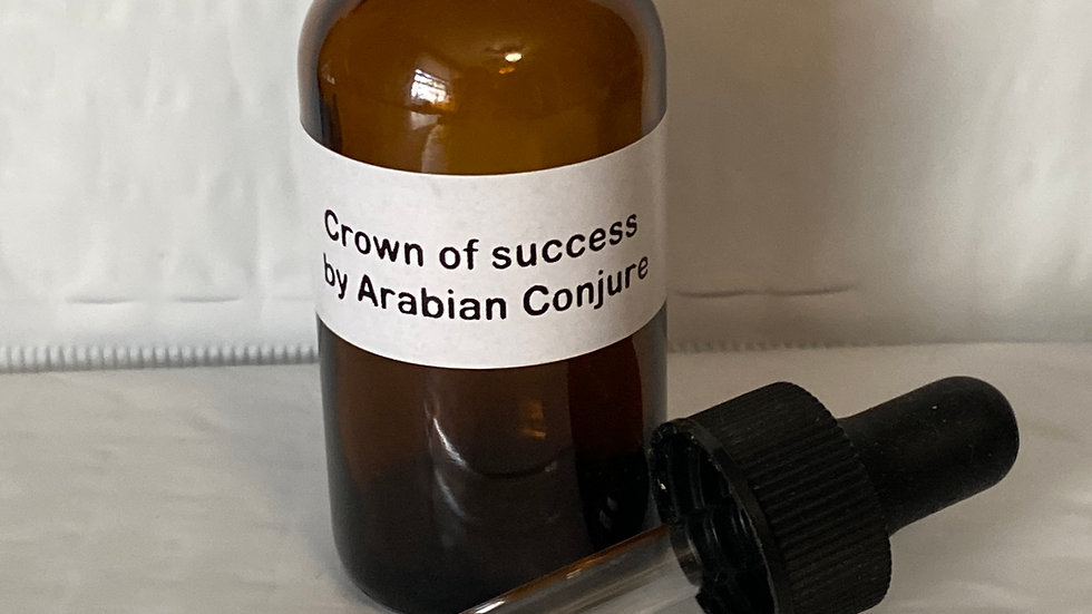 Crown of Success oil w/dropper 1oz NO REFUNDS OR EXCHANGES