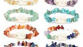 Crystal Bracelets PROTECTION BRACELETS WITH REAL CRYSTAL