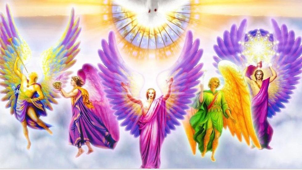 The seven archangel ritual 9/29/2021