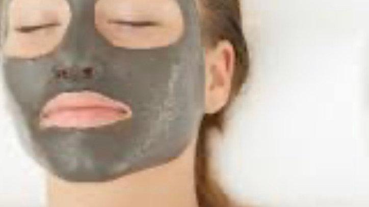 Arabian Beauty Dead Sea salt mask SPELLED & CHARGED FACE MASKS