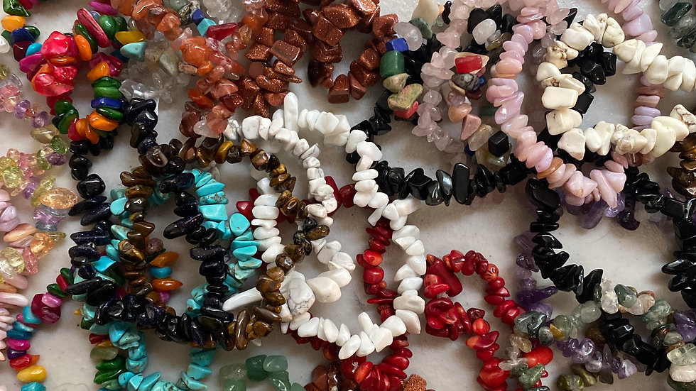 Crystal bracelet . Pick your crystal, first come first serve