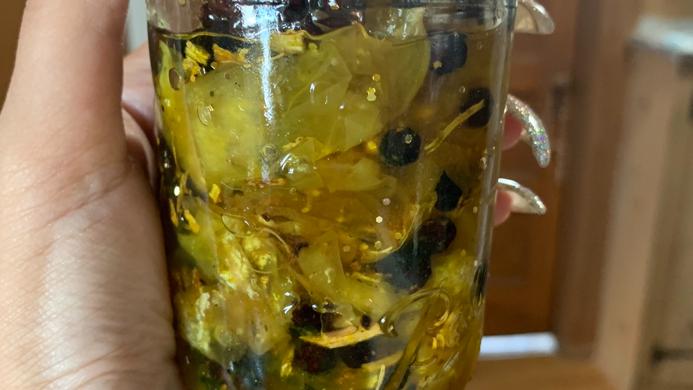 Arabic money Jar 🍯 For sweetening money, luck, and finances