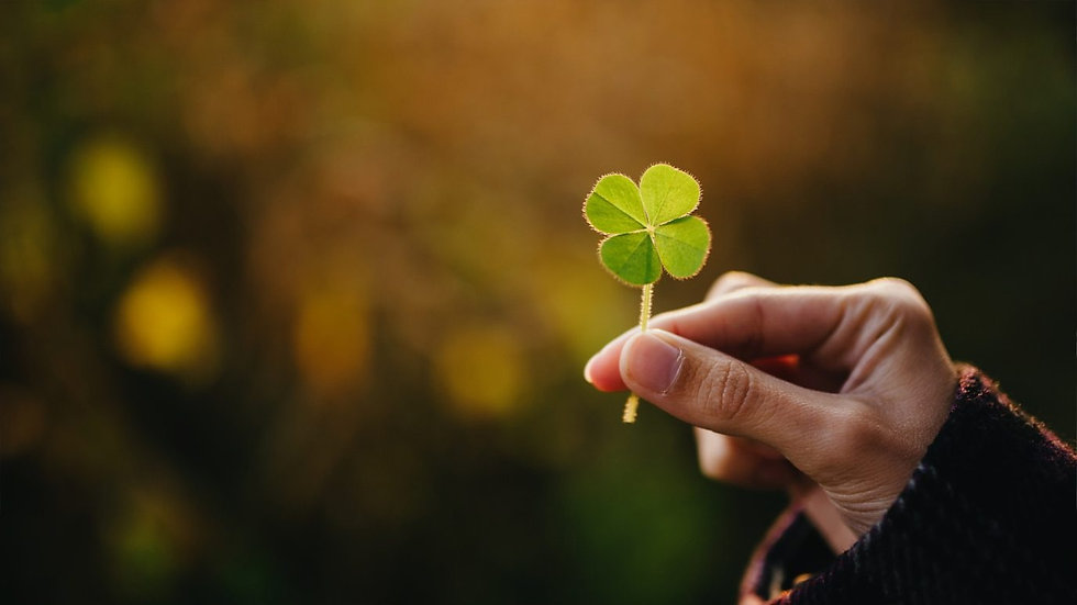 Saint Patrick's Day Lucky leprechaun group ritual for luck and prosperity