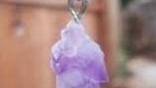 Raw amethyst healing nugget NO REFUNDS OR EXCHANGES