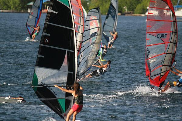 Windsurfing Curacao Activities