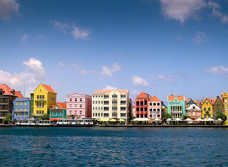 The Story Behind Willemstad's Colorful Buildings.