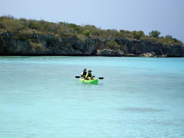 Curacao Kayak