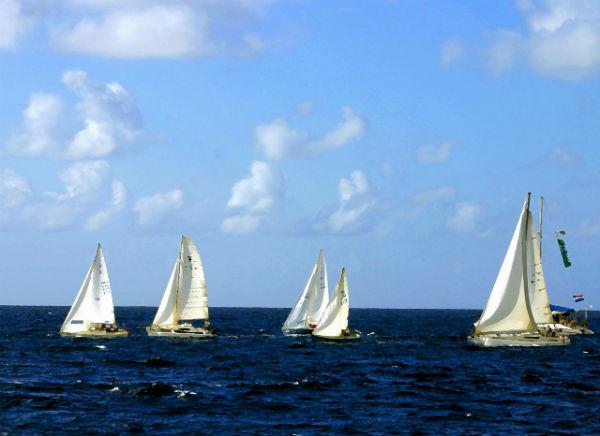 Sailing Curacao Activities