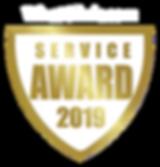 Dr.Cinik Prix du Service client 2019 par WhatClinic.com