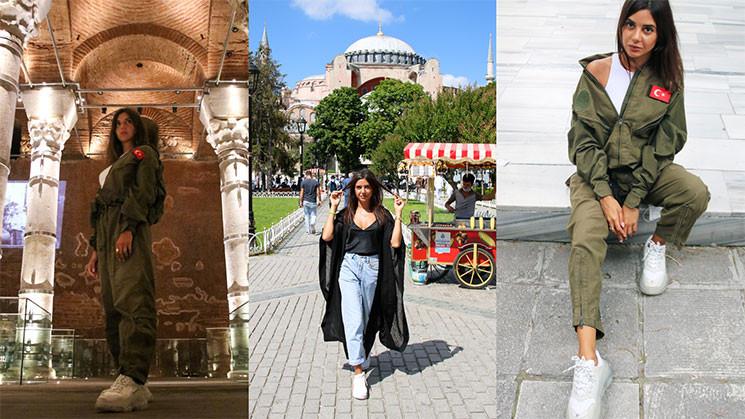 Visites Culturelles de Juie Bertin à Istanbul avec BodyExpert