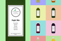 INTERSTALARTS - Charte Graphique Juicery