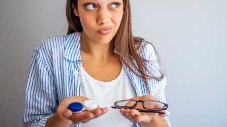 Avec le Lasik Intralase, Adieu lunettes et lentilles !