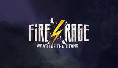 INTERSTALARTS - Logo Fire Rage