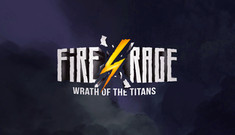 INTERSTALARTS - Logo Fire Rage