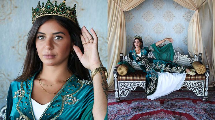 La princesse Julie Bertin vu par BodyExpert
