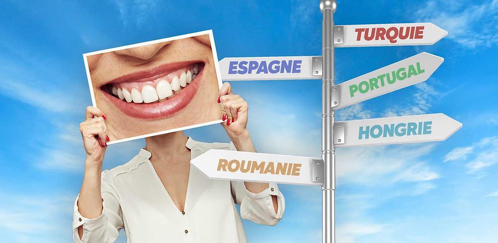 Tourisme dentaire : choisir le bon pays pour ses soins dentaires