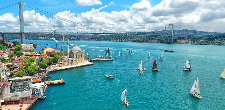 Istanbul en Turquie pour le tourisme dentaire ?